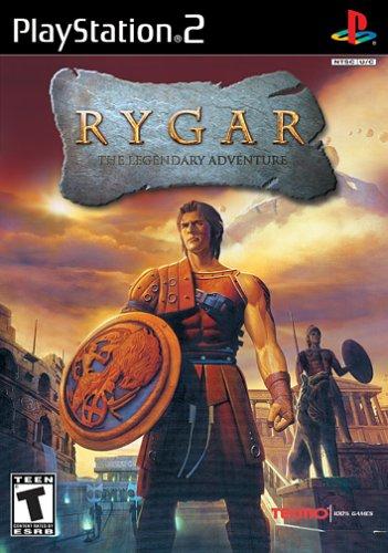 RYGAR THE LEGENDARY ADVENTURE